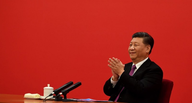 美國聯邦調查局揭露習近平主導「獵狐計畫」,中國外交部坦言的確有這項計畫,並表示中方積極抓捕「外逃嫌犯」,是為了「維護法律尊嚴和社會主義」。(歐新社)
