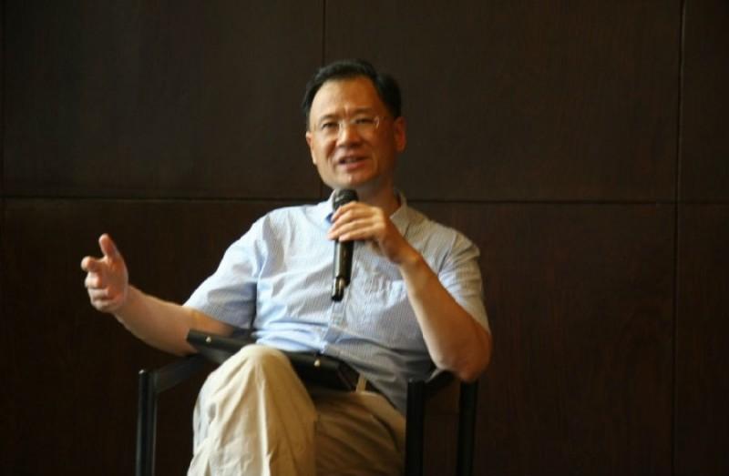 北京清華大學教授許章潤。(圖翻攝自北京清華大學新雅書院官網)
