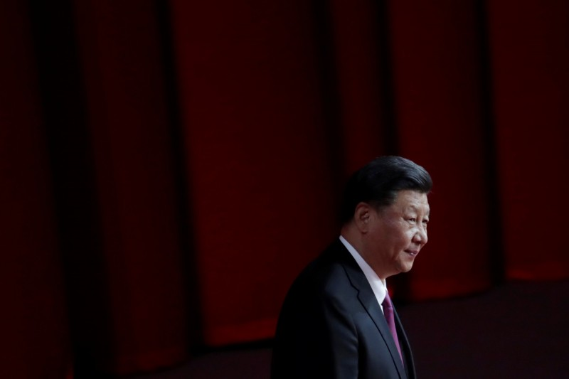 中國國家主席習近平的訪日計畫遭到日本跨黨派議員聯盟反對。(路透資料照)