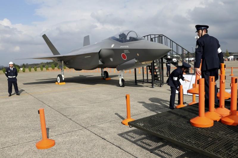 美國務院已經批准出售日本105架F-35戰機,估計總費用約231.1億美元。(美聯社)