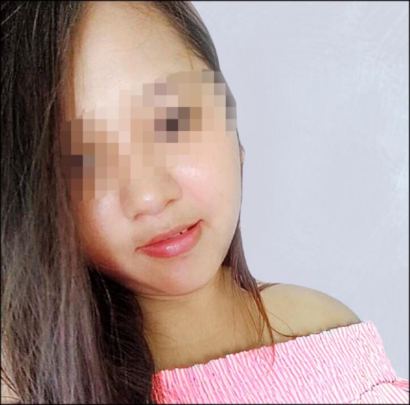 印尼籍逃逸女移工懷孕又感染愛滋,同時和四名台灣男友交往,衛生局請相關單位協助追查女移工行蹤。圖經變色處理。 (記者蔡宗勳翻攝)