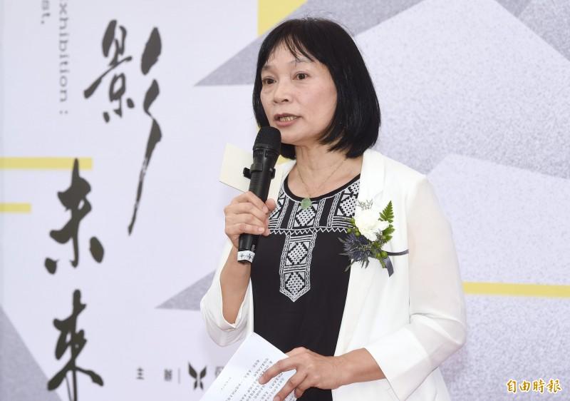 促轉會主委楊翠。(資料照)