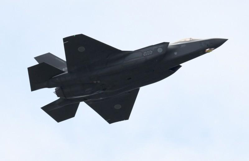 F-35戰鬥機。(法新社)