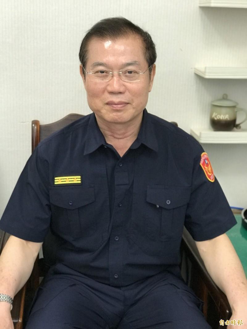 蘇揆震怒治安不好遭撤換,高市警局長李永癸表示尊重警政署。(資料照,記者黃良傑攝)