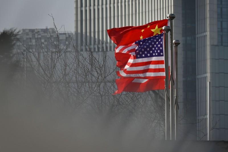 為報復美國就新疆人權制裁中國官員,中國政府也宣布制裁美國多位政治人物。(法新社檔案照)