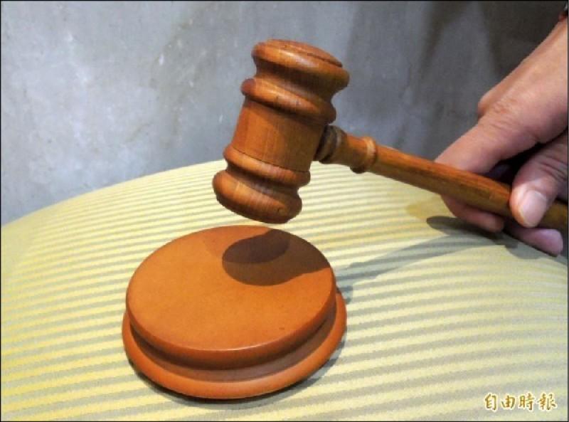法界質疑職務法庭判太輕 官官相護。(資料照)