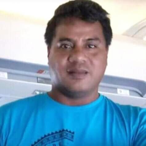 死者艾利塔拉.卡伊艾魯瓦(Eritara Aati Kaierua)為漁業觀察員,今年3月死於台灣漁船,綠色和平投訴聯合國要求介入調查。(綠色和平提供)