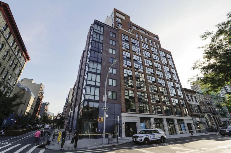 沙雷被發現在紐約一處公寓內被斬首、肢解。(美聯社)