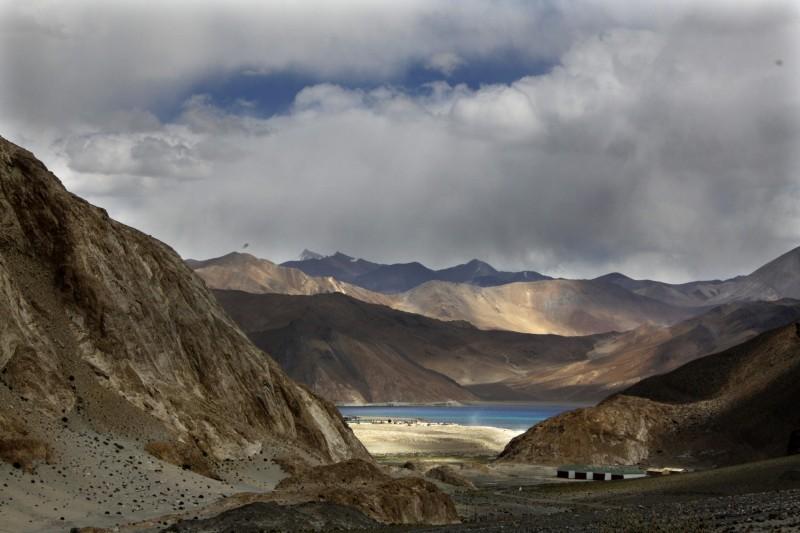 印媒:中國拒從班公錯湖撤離 印度增加坦克部署