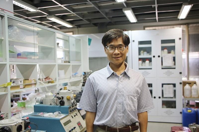 成大材料系特聘教授劉全璞。(圖由成功大學提供)