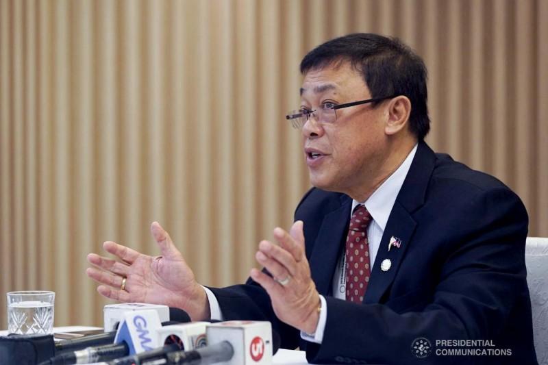 菲律賓外交部表示,菲律賓駐韓國前大使數月前遭指控性騷擾後已經辭職,有線電視新聞網菲律賓台則報導,遭指控的是菲國駐韓前大使諾爾(見圖)。(圖擷自PCOO)