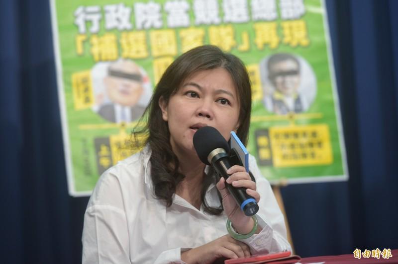 台北市議員游淑慧。(資料照)