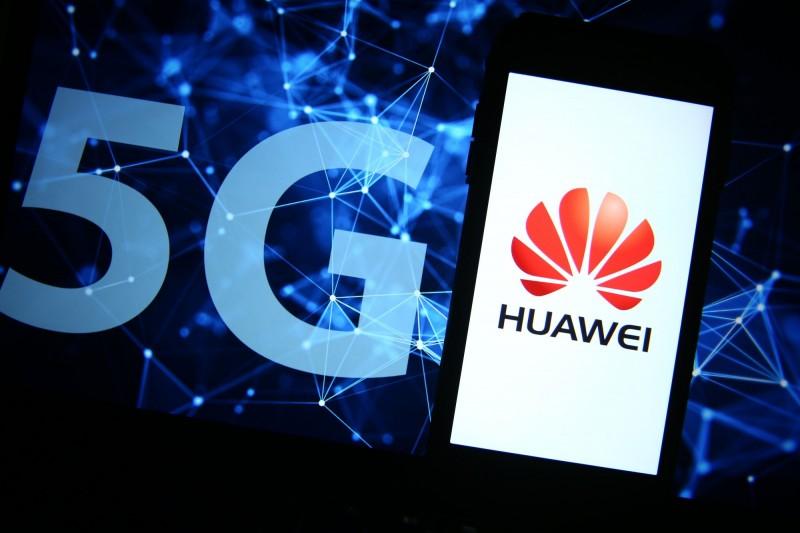 傳法國當局已5G執照效期較短以及到期後不更新的方式,禁止電信業者使用華為5G設備。(彭博社)