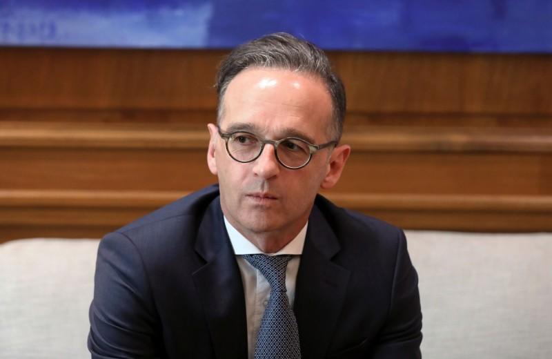 針對中國強推港版國安法,德國外交部長馬斯表示,德國一定會採取回應措施,並提出可能會簡化港人入境規定、以及中止與香港的引渡協議等。(路透)