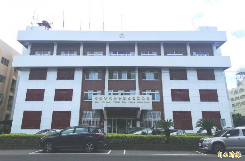 台南市佳里警分局驚傳1名45歲派出所警員被控性侵少女疑雲。(記者楊金城攝)