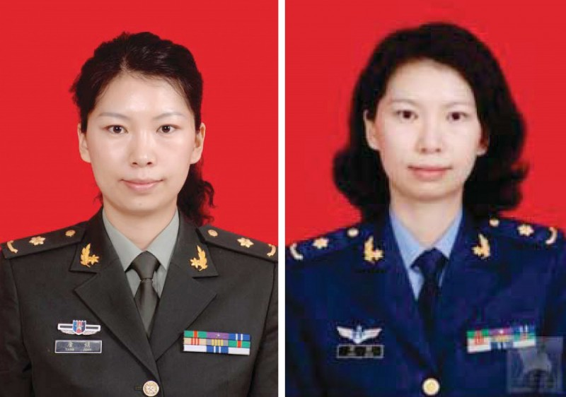 中國研究員唐娟涉嫌隱匿解放軍身分被捕。(歐新社)