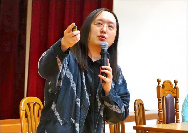 政務委員唐鳳(本報資料照)