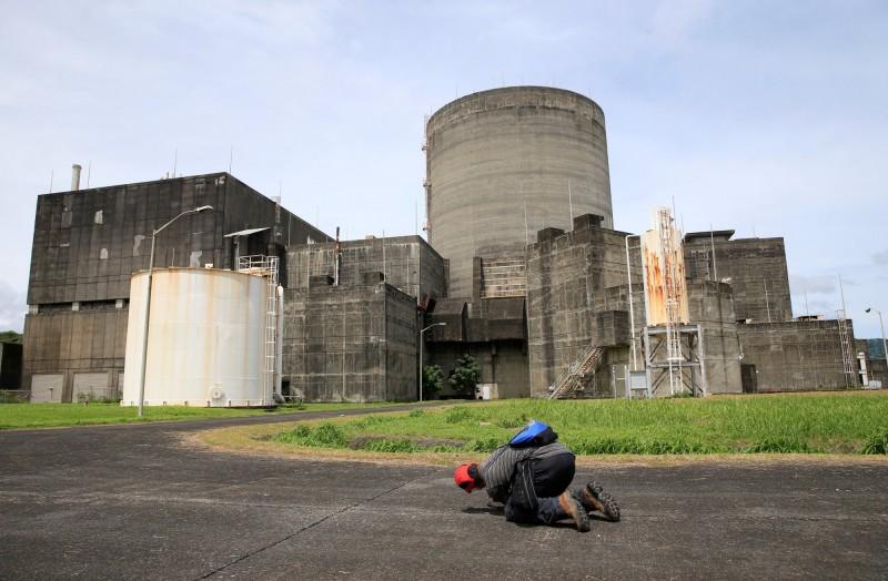 圖為1984年完工的巴達安核電廠(Bataan Nuclear Power Plant)。(路透)
