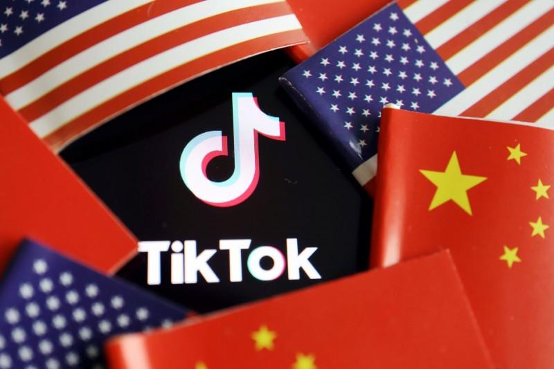 美共和黨部分資深議員28日對政府施壓,要求美國政府評估TikTok干涉總統大選的風險。(路透)