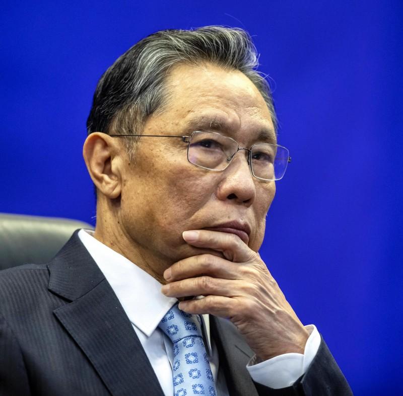 中國工程院院士鍾南山建議,香港應進行全民病毒檢測。(歐新社資料照)