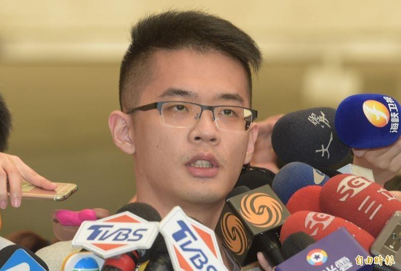 李戡不滿國民黨大官裝清高的行徑,也痛批中國政府力捧國民黨。(資料照)