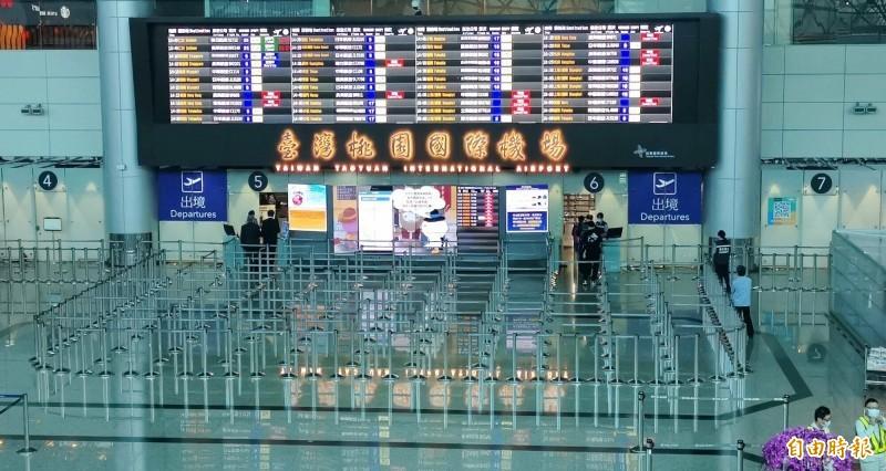 日本台僑、友台日人串連提議,將桃園機場更名「李登輝機場」。(資料照)