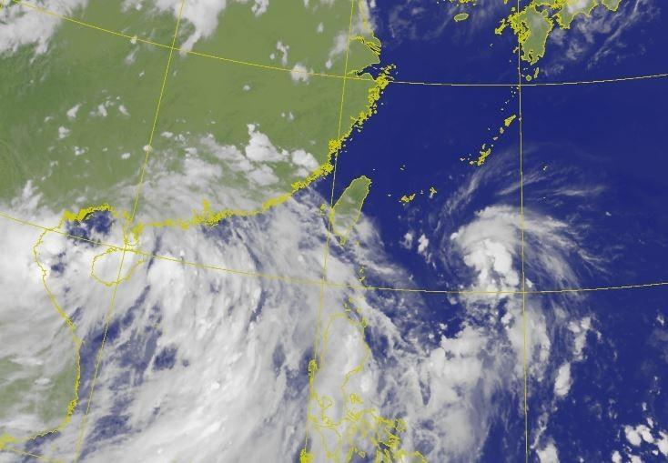 恐影響台灣! 颱風「哈格比」最快今形成 美預測路徑曝光