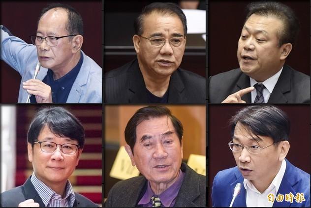 前現任5立委涉收賄上千萬元 北檢聲押禁見