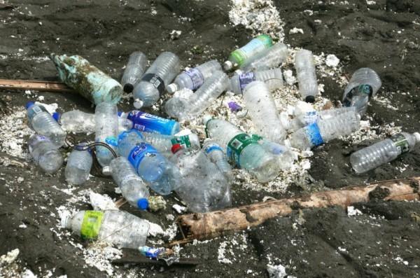 海漂垃圾示意圖。(資料照,海廢社提供)