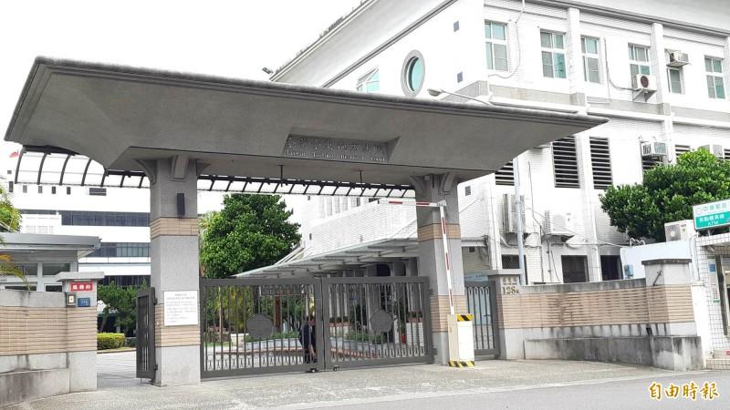 一位吸毒前科累累的陳姓男子被台東地院(見圖)判刑10月,以患「今深怕事症」求減刑,被花蓮高分院駁回。(記者黃明堂攝)