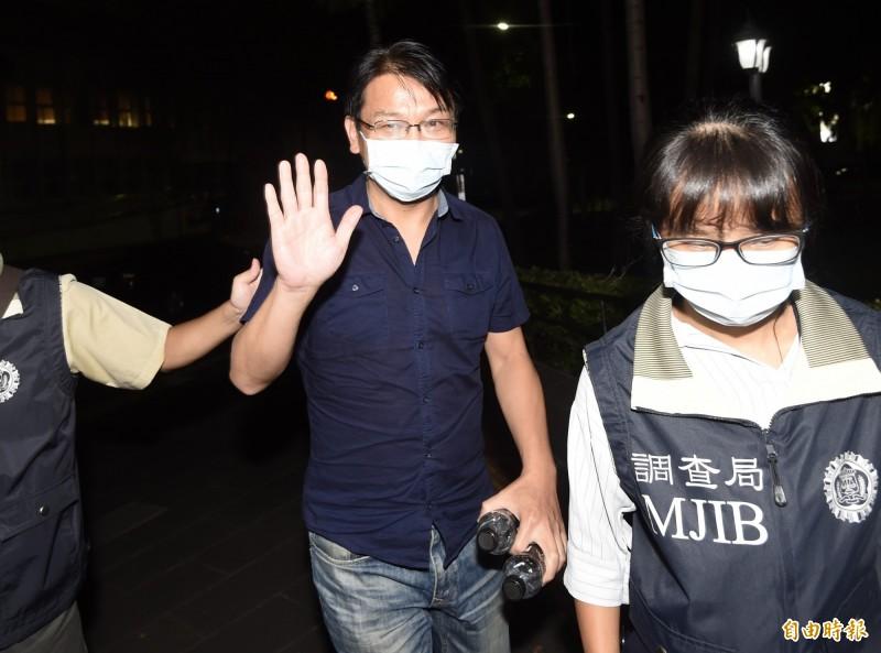 網友朝聖!徐永明去年怒嗆:不是要貪污犯關到死嗎?