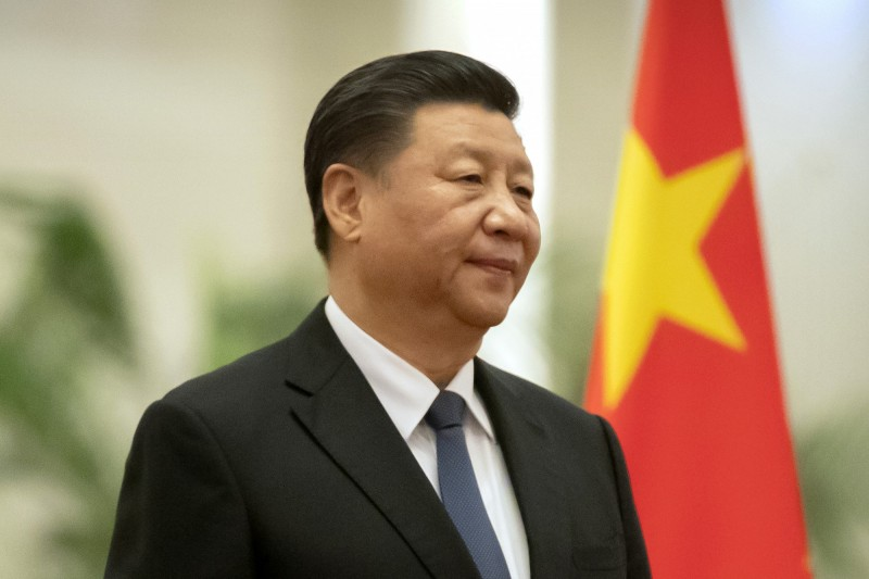 法國大報《世界報》發表評論,痛批國際社會針對中國在香港強推《港版國安法》祭出制裁,手段卻「軟弱無力」,只會被中國領導人習近平(見圖)看破手腳。(美聯社)
