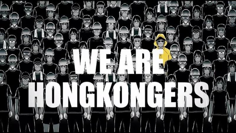 為捍衛香港而受中共壓逼 黃之鋒:我們都是香港人
