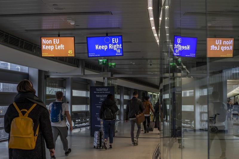 愛爾蘭衛生部長表示,將在機場進行隨機武漢肺炎(新型冠狀病毒病,COVID-19)檢測。(資料照)