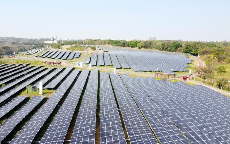 文山綠光計畫累計發電量達1397萬度。(環保局提供)