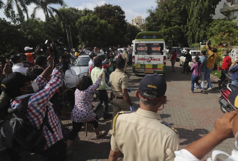 武漢肺炎疫情期間,印度超過50名新聞工作者被捕、遇襲。圖為示意圖。(美聯社資料照)