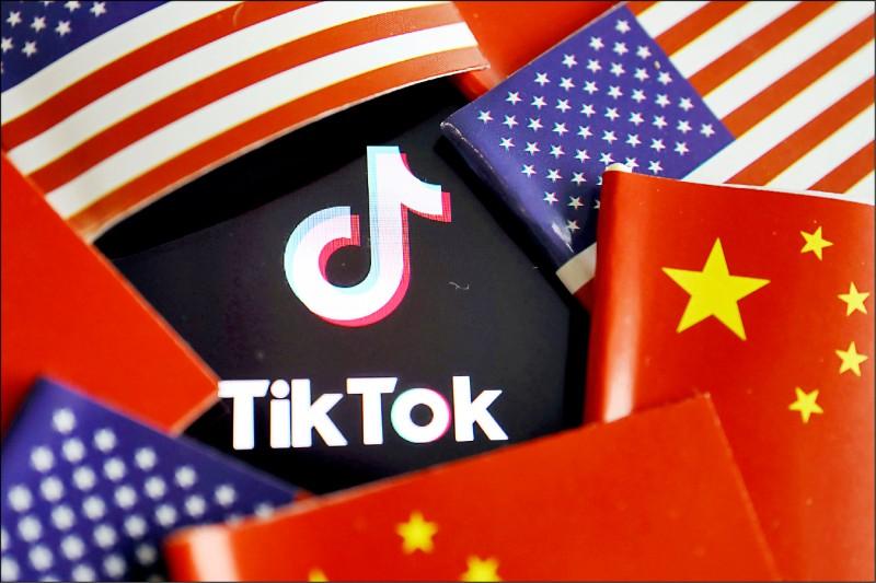 中國手機短影片應用程式「抖音」海外版TikTok,成為美中角力的最新熱點。(路透檔案照)