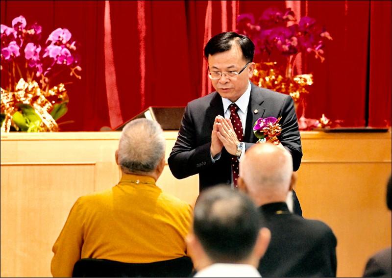 NCC主委陳耀祥三日上任,卻被發現在代理主委期間所發行之績效報告,竟稱台灣為「Taiwan, China」(中國台灣)。(資料照)