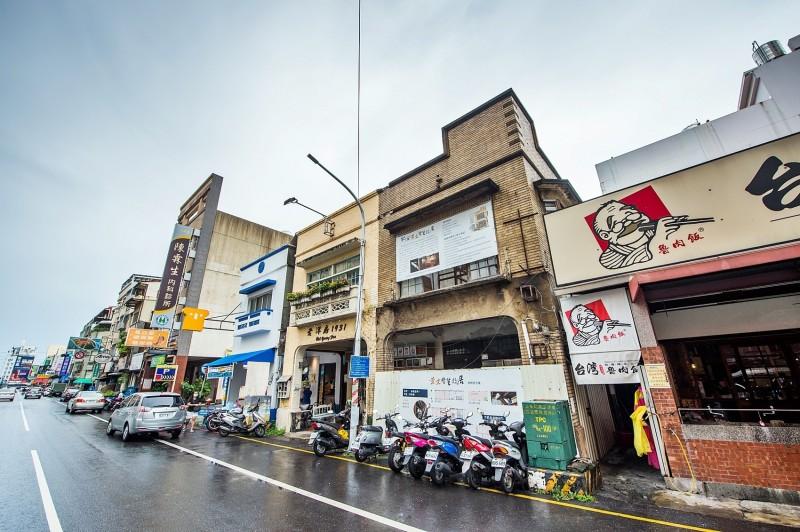嘉義市黃文醫生故居指定為市定古蹟。(嘉義市政府文化局提供)