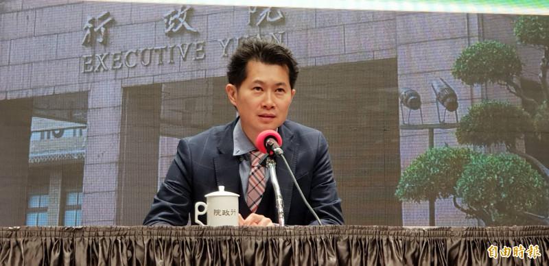 行政院發言人丁怡銘表示,行政院明天起召開的院會恢復邀請6都市長列席。(資料照,記者李欣芳攝)
