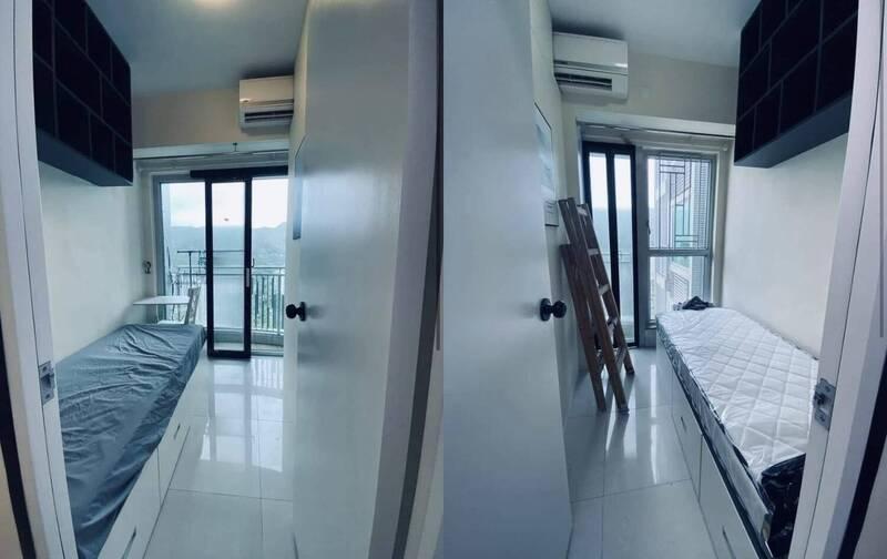 有香港網友近日在「香港高登」刊出租屋資訊,只見2間坪數僅約2到3坪,不過卻明亮雅致的樣品小房,招租資訊介紹,房是全新裝潢,可馬上入住,附近交通、生活機能便利,開價租金5000到8300港幣(約新台幣1萬8900元至3萬1500元)間。(擷取自高登論壇)