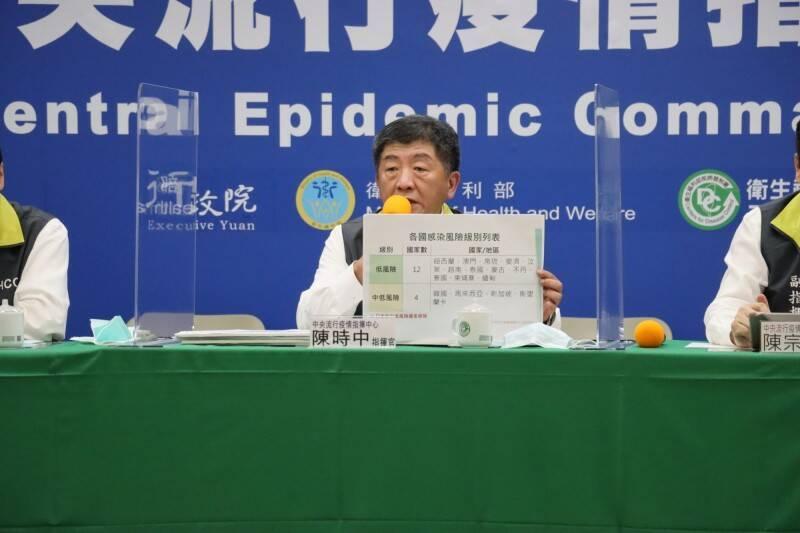 中央流行疫情指揮中心今天再度說明,目前台灣疫情還不需要走到普篩,也以「封城」為例,指出有效的方式也得考慮成本效益,台灣現在做普篩不符成本效益。(圖由指揮中心提供)