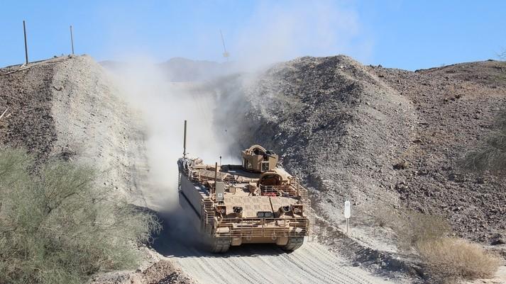 裝甲多用途運輸車(AMPV)。(圖翻攝自貝宜公司(BAE Systems)官網)