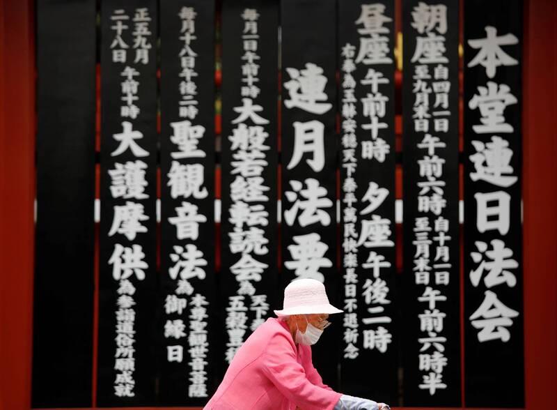 今天日本新增1477人確診武漢肺炎,其中大阪府新增225人確診、神奈川縣確診119人,雙雙刷新單日最多確診人數紀錄。(路透)