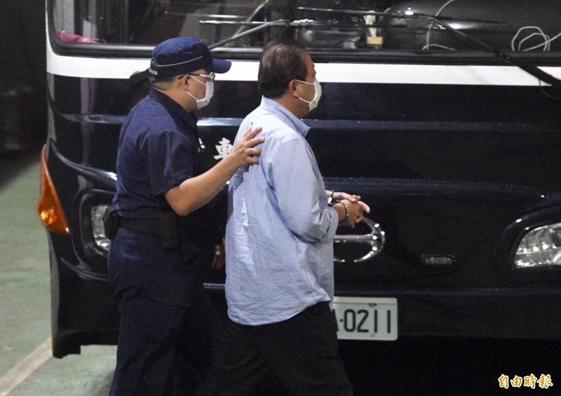 立委涉賄案中的蘇震清等6人被羈押提出抗告,能否逆轉將在今晚8點之前揭曉。(資料照)