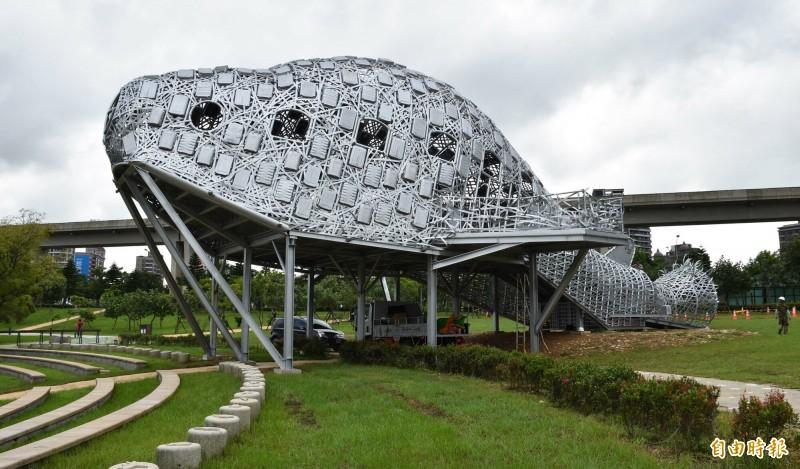 桃市美館將整地興建 「桃機一號」移展至虎頭山環保公園