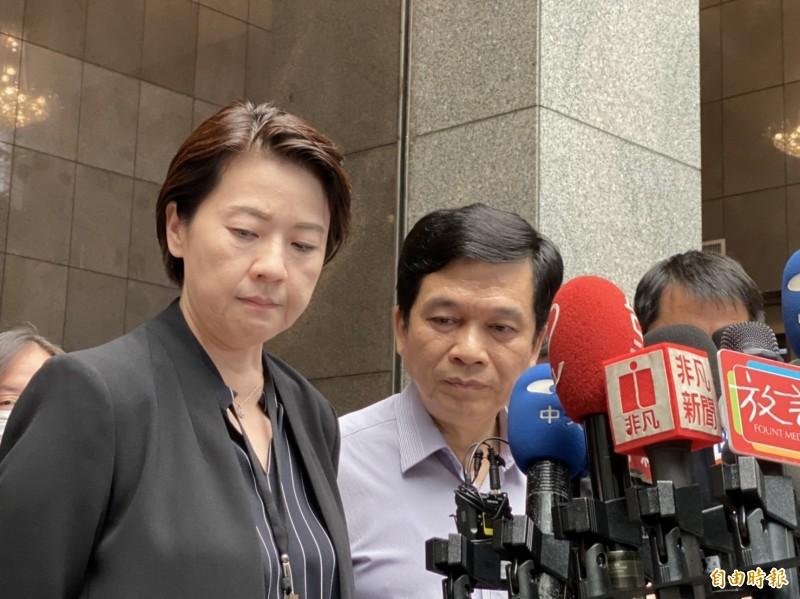 台北市議員簡舒培已收集北市府相關人員及單位的違法事證,打算在本週告柯文哲、台北市政府圖利遠雄。副市長黃珊珊今受訪表示,一切可受公評。(資料照)