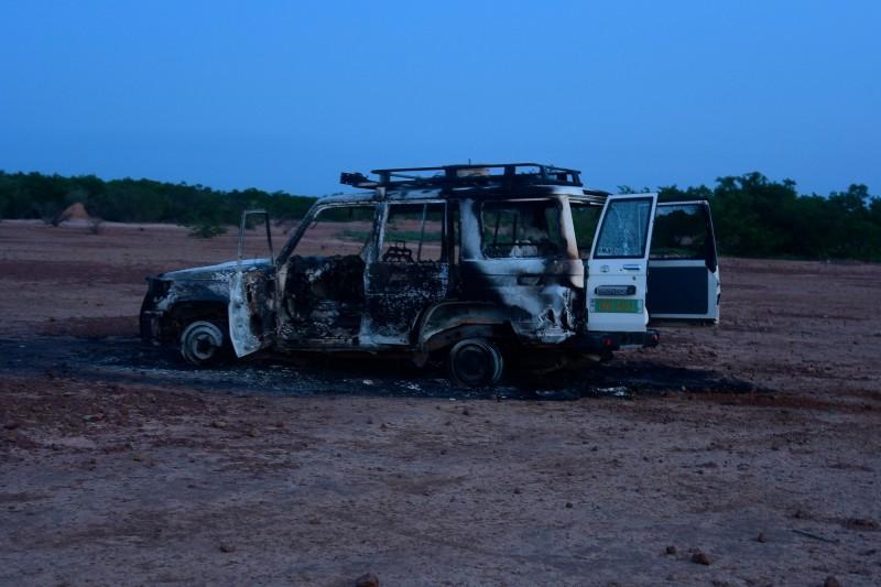 6公民在尼日遇襲身亡 馬克宏:反恐戰鬥將繼續