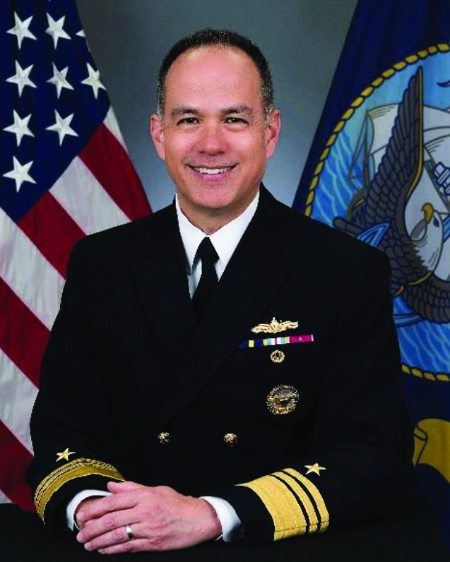 美國飛彈防禦署負責人希爾(Jon Hill)。(圖翻攝自美國國防部)