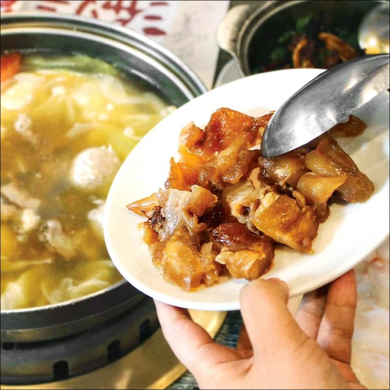 尚牛二館是台中唯一入選的火鍋店。(翻攝自尚牛二館臉書粉絲頁)